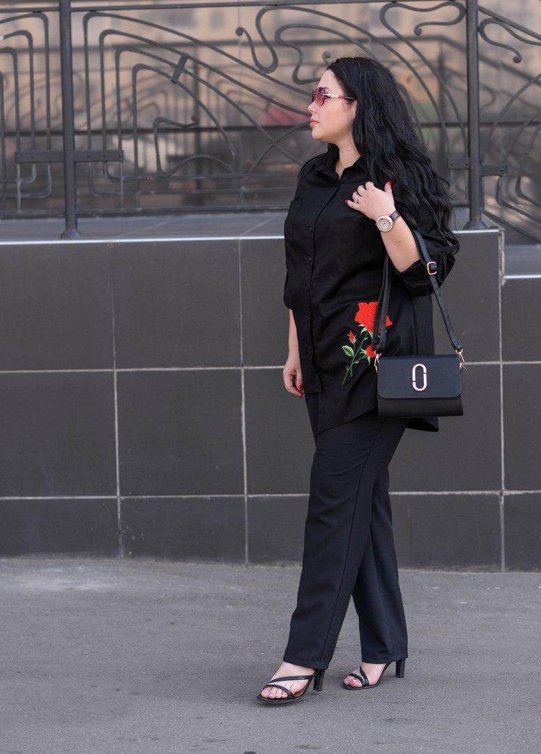 Классические женские брюки в деловом стиле с 48 по 82 размер