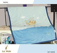 Плед детский Le Vele Naval 100х150 см