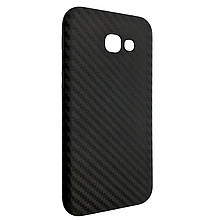 Чехол-накладка DK-Case пластик Carbon ultra slim для Samsung A720 (2017) (black)