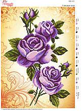 Вышивка бисером Гламурні троянди №112