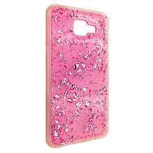 Чехол-накладка DK-Case Shalakur силикон для Samsung A710 (pink)