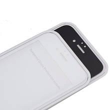 Защитное стекло на весь экран matt for Apple iPhone 7 Plus front (black)