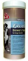 Brewers Yeast for large dogs для крупных пород 80 табл.
