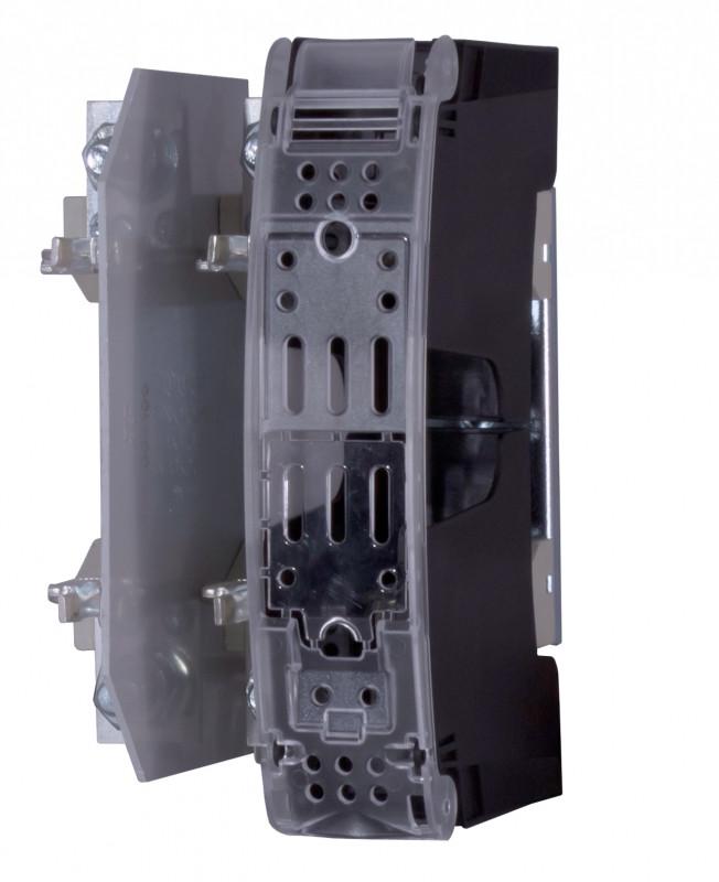 Тримач запобіжника PK 00 3p 160A (M8-M8) S