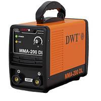 DWT Swiss AG Сварочный инвертор DWT ММА-200 DL