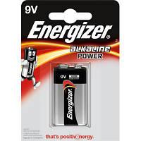 Батарейка Energizer Крона 9V Alkaline Power 6LR61 * 1 (E300127702)