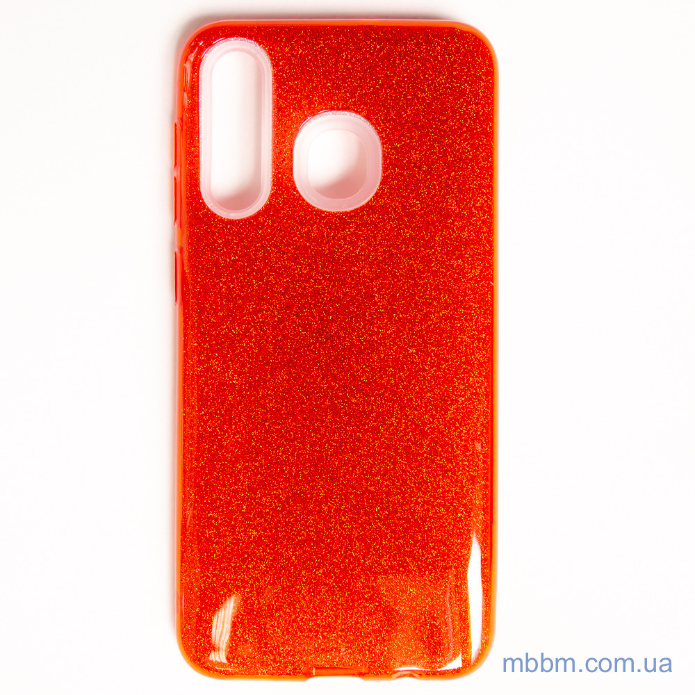 Чехол TPU Shine Samsung A20/A30 red