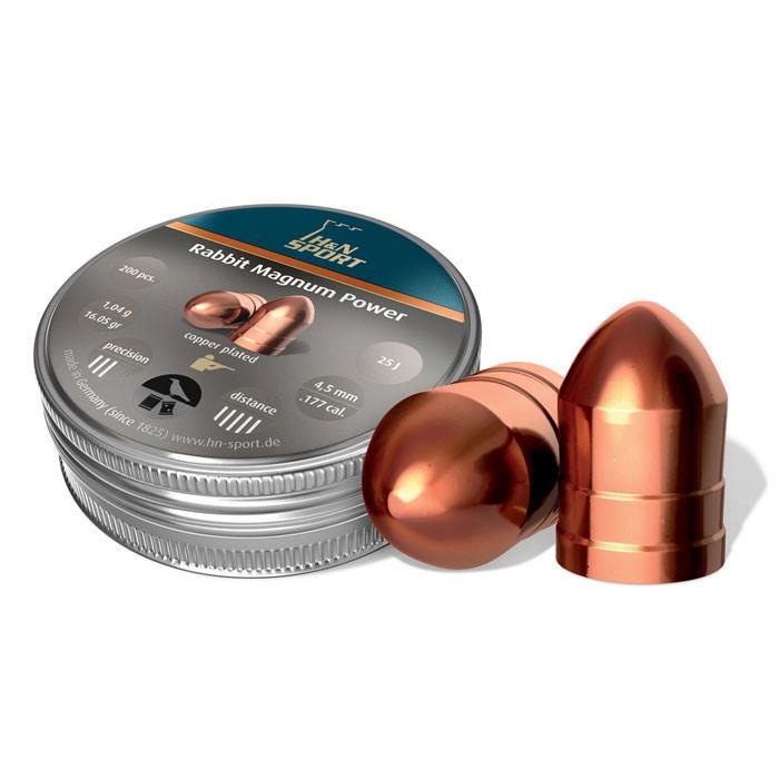 Пули пневматические H&N Rabbit Magnum Power 1.04 гр (200 шт)