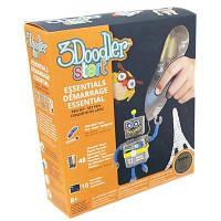 3D - ручка 3Doodler Start Креатив 48 стержней Прозрачная (8SPSESCL3R)