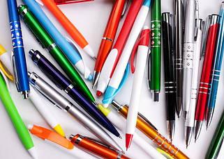 Ручки и стержни