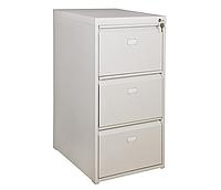 Шкаф файловый ШФ-3А, офисный металличекий шкаф для файлов формата А4 Н1020х495х602 мм, фото 1