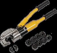 Пресс гидравлический ручной с клапаном ПГРК-400 ИЭК