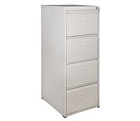 Шкаф файловый ШФ-4А, офисный металличекий шкаф для файлов формата А4 Н1335х495х602 мм, фото 1