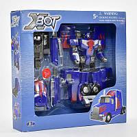Трансформер 81030 (8) свет, звук, в коробке