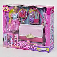 Кукла 99046 (16) с аксесуарами, в коробке