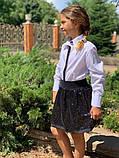 """Модная детская юбка """"Пайетка"""", фото 9"""