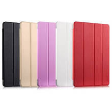 "Чехол-книжка кожа Smart Cover для Apple iPad 9.7"" Air (black)"