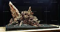 """Композиция из """"Три Дракона"""" для аквариума от 160л, фото 1"""