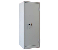 Огнестойкий шкаф сейф ШСН-6/20, металлический офисный огнеупорный шкаф 1970x600x520 мм