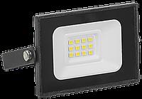 Прожектор светодиодный СДО 06-10 IP65 4000K черный IEK
