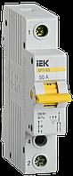 Выключатель-разъединитель трехпозиционный ВРТ-63 1P 50А IEK