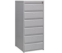 Картотека для трудовых книжек КС-6, металлический шкаф для трудовых книжек Н1330х570х602мм