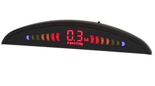 Парктроник ParkCity Smart 418 Black