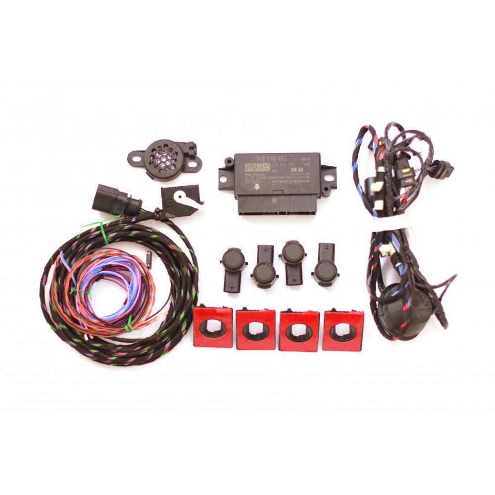 Оригинальный парктроник MQB 4D для Skoda/Volkswagen
