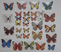 Бабочки для украшения шаров