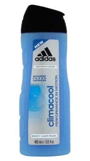 """Гель для душа мужской 3 в 1 Adidas """"Climacool"""" (400мл.)"""