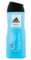 """Гель для душа мужской 3 в 1 Adidas """"After Sport"""" (400мл.)"""