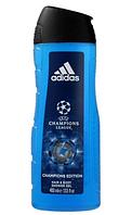 """Гель для душа мужской 3 в 1 Adidas """"Champions"""" (400мл.)"""