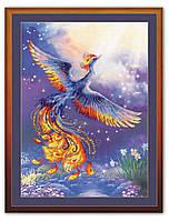 Набор для вышивки крестом Риолис РТ-0034 Птица счастья