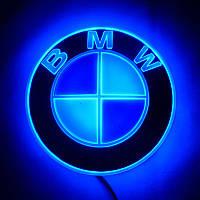 Дверной логотип LED LOGO 007 BMW, светодиодный логотип