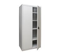 Шкаф архивный канцелярский ШМР-21, шкаф металлический для документов Н1800х800х390 мм