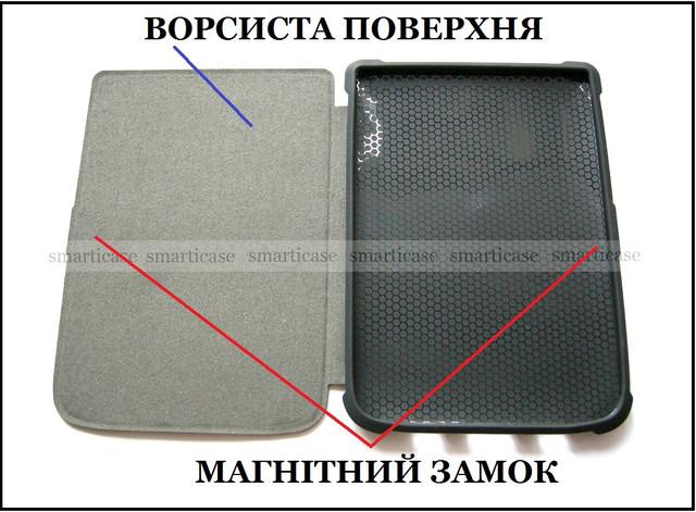 купить черный чехол pocketbook 627