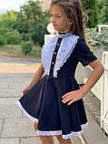 Платье школьное,ткань мадонна,размеры:122,128,134,140., фото 7