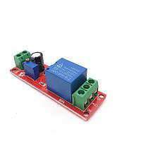 NE555 Таймер затримки вимкнення або включення - Розпродаж