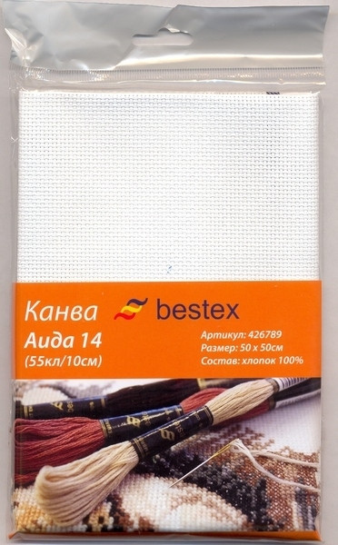Канва BESTEX (ТАЙВАНЬ)