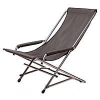 Кресло-качалка в виде шезлонга
