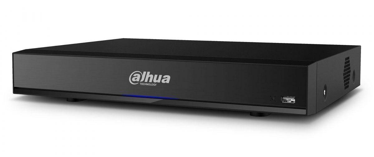 Регистратор видео 16-канальный Penta-brid 4K Mini 1U XVR видеорегистратор XVR7116HE-4KL-X