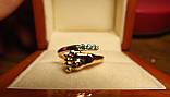 Кольцо  женское золотое Ножка Малыша КЦ-20 Б, фото 7
