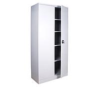 Шкаф архивный канцелярский ШКГ-10, шкаф металлический для документов Н1970х1000х455 мм