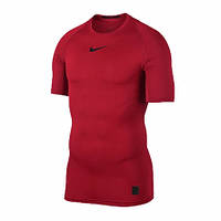 Nike Мужская Dri-FIT Compression Футболка кр. рукав 657 — 838091-657