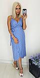 Летнее женское льняное платье,размеры:48,50,52,54., фото 3