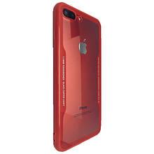 Накладка силикон пластик Police for Apple iPhone 7/8 Plus (red)