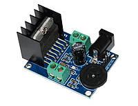 Аудио усилитель TDA7297, 2 х 15Вт, AB класс