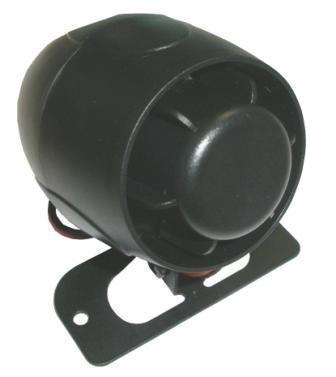 Автомобильная сирена для сигнализации C-1008 20Вт (6-ти тональная)