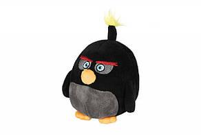 Jazwares М'яка іграшка Angry Birds ANB Little Plush Бомб