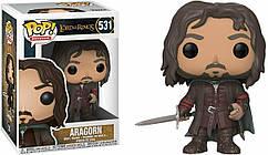 Фигурка Funko Pop Фанко Поп Lord of the Rings AragornВластелин колец Арагорн 10 см LR А531